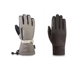 Dakine Sequoia Gore-Tex Glove Womens Ski/Snowboard Gloves Stone