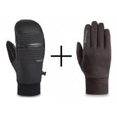 Dakine Skyline Mitt Glove Ski/Snowboard Black