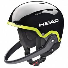 Ski/snowboard helmet  HEAD TEAM SL BLACK / LIME