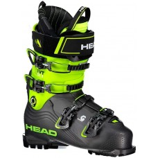 Ski boots HEAD NEXO LYT 130 ANTHR/YELLOW