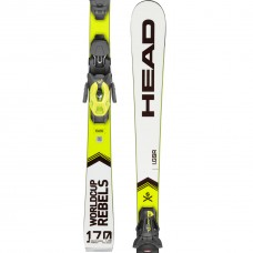 Ski Head Worldcup Rebels i.GSR+bind.Head PR11