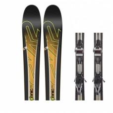 Ski K2 iKonic 85 Ti + bind. MXC 12