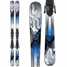Ski K2 AMP 76 Ti + bind. Marker 10