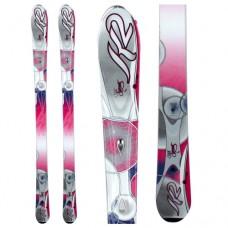 Ski K2 Super Sweet + bind. Marker 10