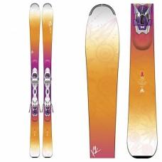 Ski  K2 LUV STRUCK 80 + bind. Marker 10