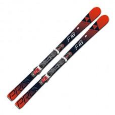 Ski Fischer Progressor F18 + bind. RS 11 PR