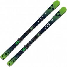 Ski Fischer Progressor F19 Ti + bind. RS 11GW PR