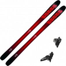 Ski K2 Pinnacle 85 Freeride + авт MARKER FREERIDE GRIFFON 13