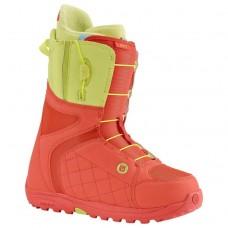 Snowboard boots Burton Mint Coral Yellow W