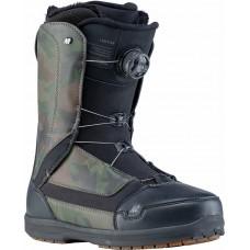 Snowboard boots K2 LEWISTON CAMO BOA