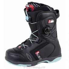 Snowboard boots Head Jade SSL Hybrid Black