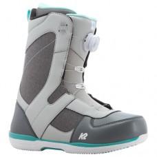 Snowboard boots K2 SENDIT GREY BOA W