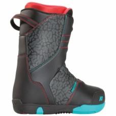 Snowboard boots K2 VANDAL BOA KIDS GREEN