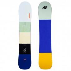 Snowboard K2 Instrument