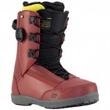 Snowboard boots K2 DARKO BURGUNDY BOA Lacing