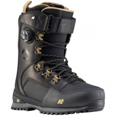 Snowboard boots K2 ASPECT BOA Black VIBRAM