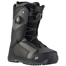 Snowboard boots K2 HOLGATE BOA Black VIBRAM