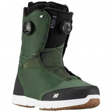 Snowboard boots K2 RENIN BOA Green VIBRAM