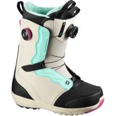 Snowboard boots  SALOMON IVY BOA SJ W