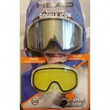Ski/snowboard goggles Head ICON  + sparelens