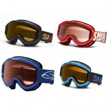 Kid ski/snowboard goggles Smith Challenger OTG