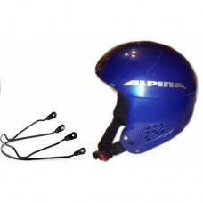 Ski/snowboard helmet ALPINA + Chinguard