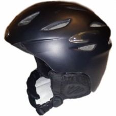 Ski helmet Carrera AIRFLOW BLACK