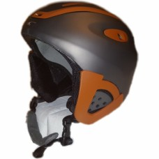 Ski helmet CARRERA AM2 GRAY BROWN  291 2KV
