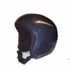 Ski helmet Carrera EGO DARK SILVER