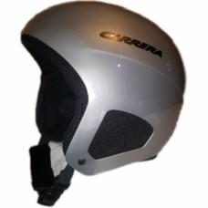 Ski helmet Carrera EGO SILVER