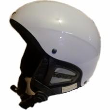 Ski helmet CARRERA RIB LIGHT SILVER