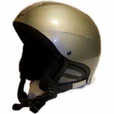 Ski/snowboard helmet  Carrera RIB SILVER MAT