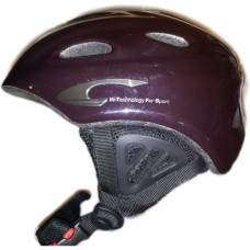 Ski helmet Carrera AIRBONE DARK LILA