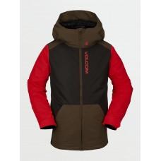 Kids Ski/Snowboard jacket Volcom Vernon Insulated 10k
