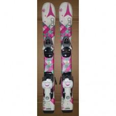 Kids ski Atomic Affinity + bindings