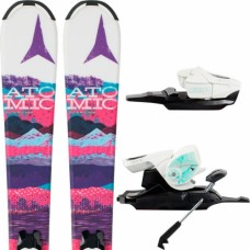Kids ski Atomic Vantage Girl + bind. 4.5
