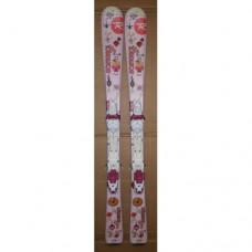 Kids ski Rossignol Fun Girl  + bindings