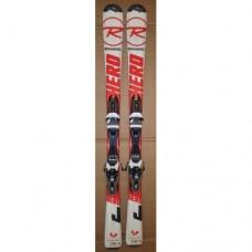 Kids ski Rossignol Hero Jr + bindings