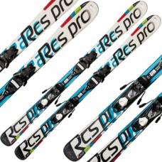 Kids ski Stuf RCS Pro Race + bind. Tyrolia 4.5