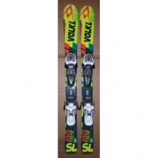 Kids ski Volkl Racetiger Jr + bind. Marker 4.5