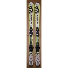 Kids ski Salomon XMax Jr + bindings
