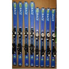 Kids ski Salomon Race Jr + bindings