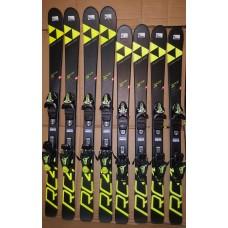Kids ski Fischer RC4 Race Jr + bindings