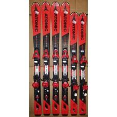 Kids ski Atomic Redster Jr + bindings