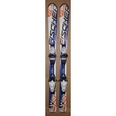 Kids ski Fischer XTR Race + bindings