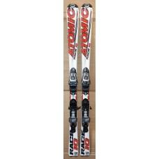 Kid ski Atomic Race 10 + bind. Atomic 7.5