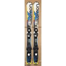 Kids ski Salomon X Race Jr + bindings