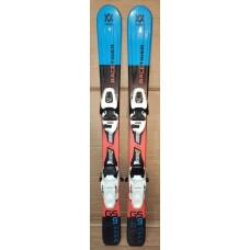Kids ski Volkl Racetiger GS 9 Jr + bind. Marker 4.5
