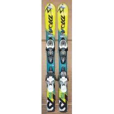 Kids ski Volkl Racetiger Jr + bind. Marker