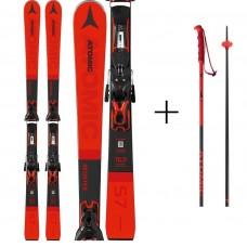 Ski Atomic Redster S7 Ti + new poles
